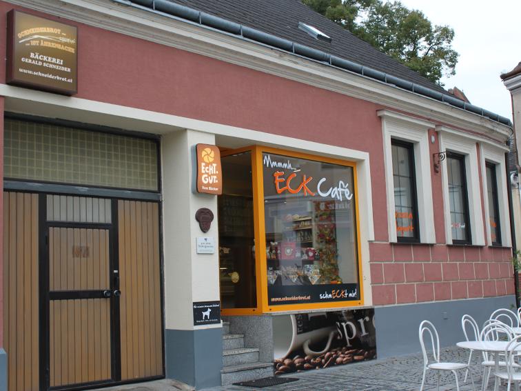 Kaffeehaus außen