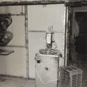 Semmelstanzmaschine 1977